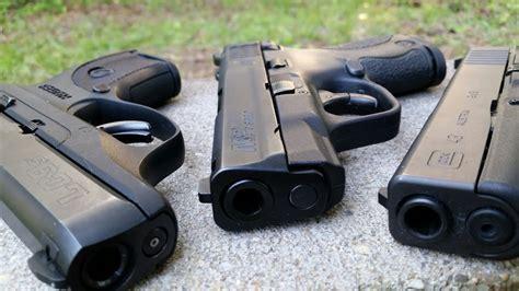 Glock 43 Vs Shield Vs Lc9s