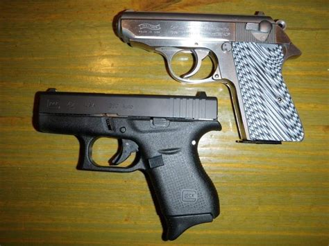 Glock 43 Vs Walther Ppk