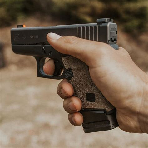 Glock 43 With 2