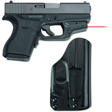 Glock 43 X Crimson Trace Laser Lg 443 Holster