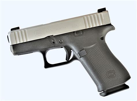 Glock 43x And 43
