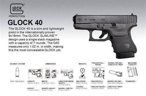 Glock 44 Single Stack 40