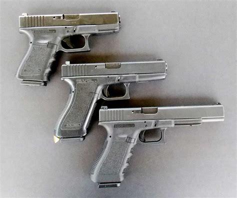 Glock 9 Vs Glock 19 Vs 22
