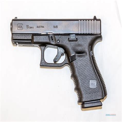Glock 9mm Semi Automatic Handgun
