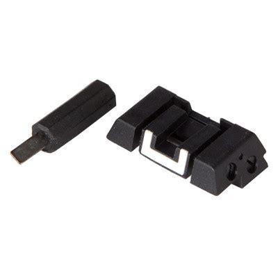 Glock Adjustable Rear Sight W Mini Screwdriver T0312