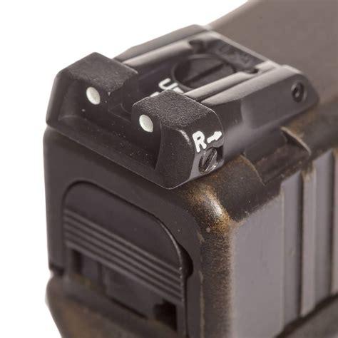 Glock Adjustable Sight Set L P A Sights