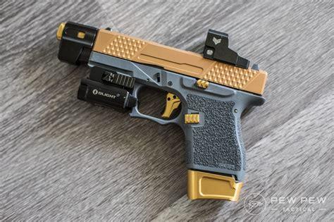 Glock Aftermarket Slide Release