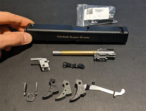 Glock Airsoft Parts Compatibility 19