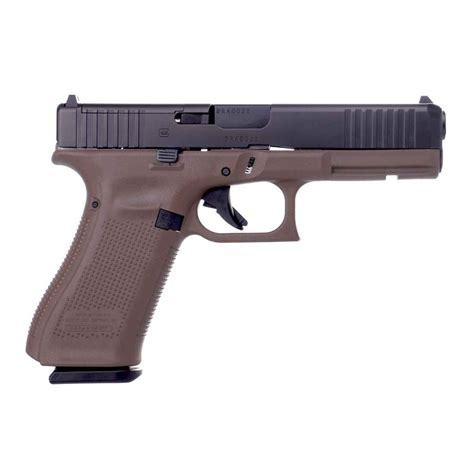 Glock G17 G5 9mm 17 1 4 49 Mos Fs