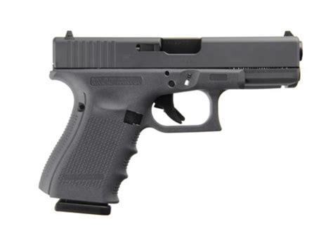 Glock G19 G4 Gray Frame 9mm 15rd Budsgunshop Com