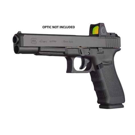 Glock G40 G4 M O S 6in 10mm Gas Nitride 10 1rd 629 10