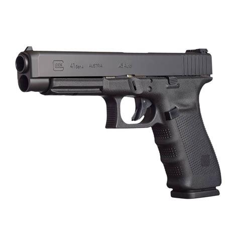 Glock G41 G4 5 31in 45 Acp Gas Nitride 13 1rd G41 G4 5