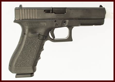 Glock Gen3 17 And 19 Magazines
