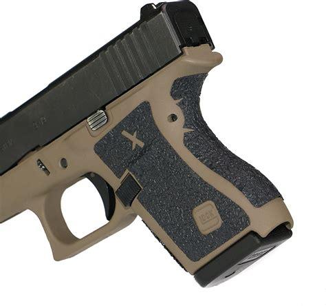 Glock Grip Enhancement
