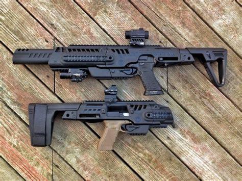 Glock Into Rifle