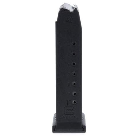 Glock Magazine 10023 Model 23 40s W 10 Round Black Ebay
