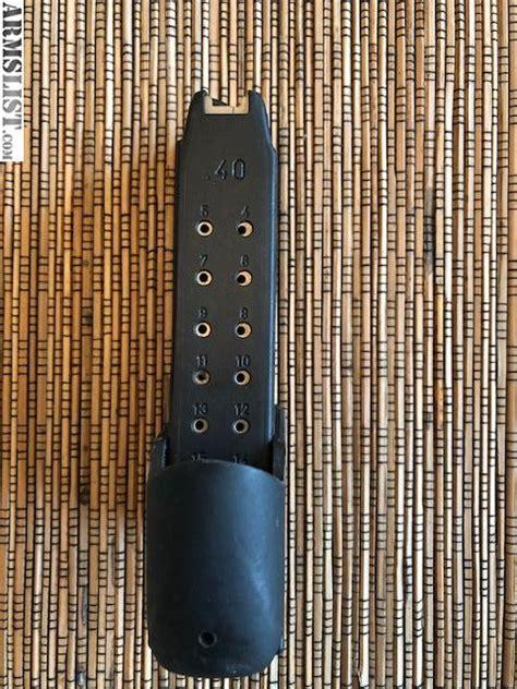 Glock Model 27 Extended Magazine
