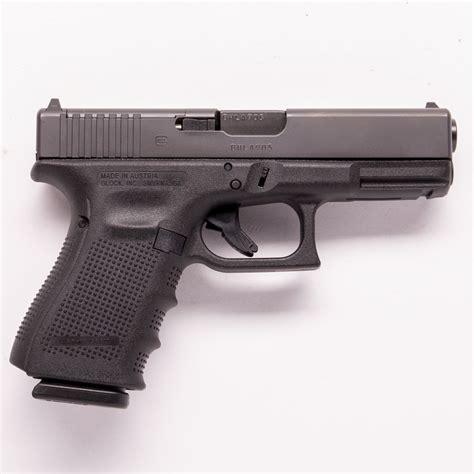 Glock Mos 19 Gen 4