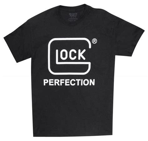 Glock Perfection Logo Tshirts Perfection Logo Tshirt Grey 2xlarge
