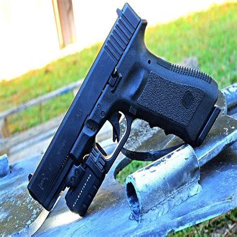 Glock Plastic Gun