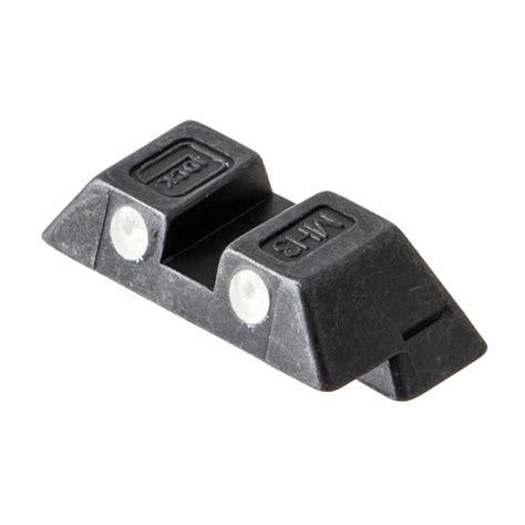 Glock Rear Night Sight 6 9mm Sights Tools Slide
