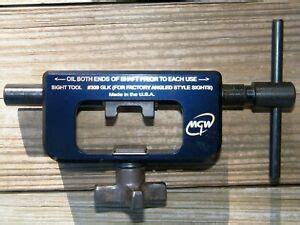 Glock Sight Pusher From Maryland Gun Works