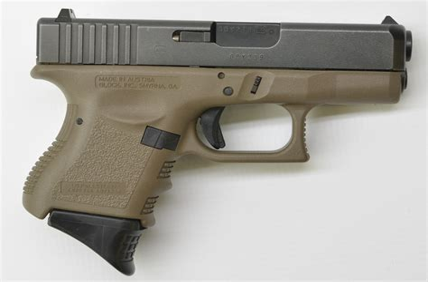 Glock Subcompact 40 Cal