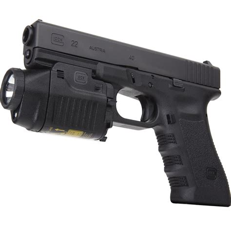 Glock Tactical Light With Laser