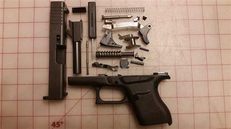 Glock Trigger Disassembly