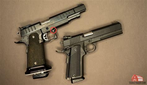 Glock Trigger Vs 1911 Trigger