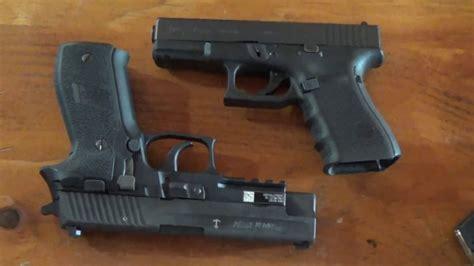 Glock Vs Sig P226