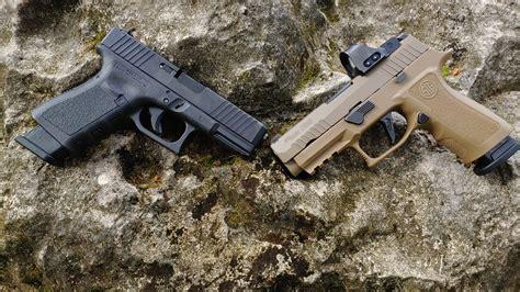 Glock Vs Sig Sauer Whats The Better Firearm