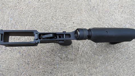 Go Ballistic Firearms 9mm Billet Stripped Lower Receiver