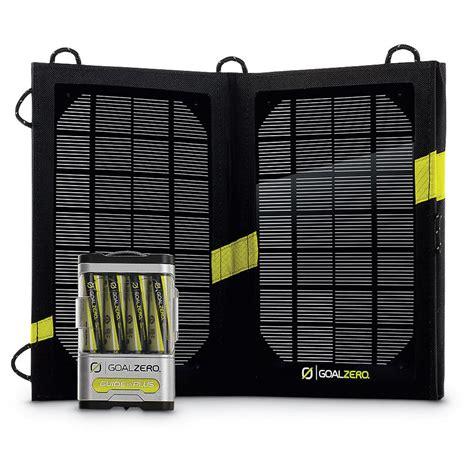 Goal Zeroguide 10 Plus Solar Recharging Kit Review