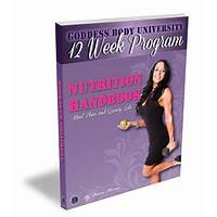 Goddess body university fat loss nutrition program discounts