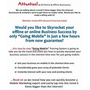Going mobile made easy reviews