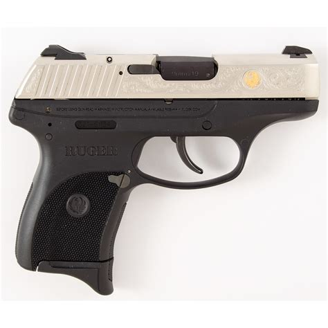 Gold Ruger Lc9