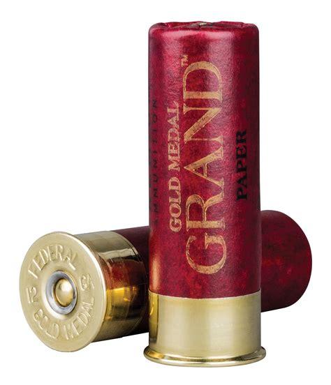 Gold Shotgun Shells