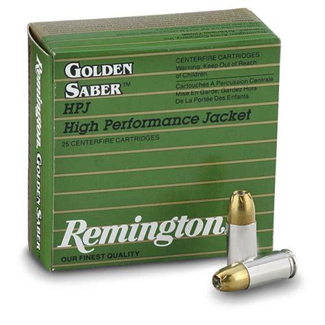 Golden Saber 9mm P