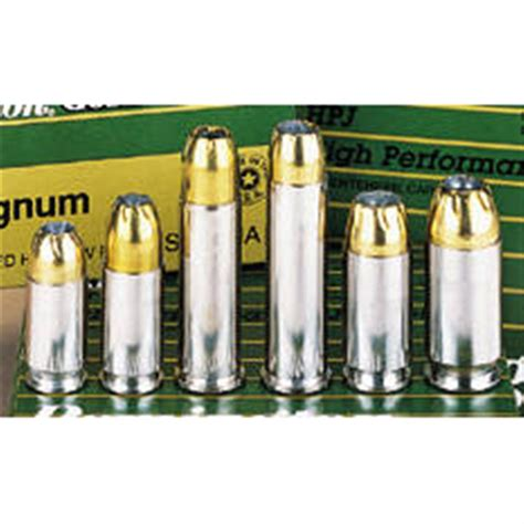 Golden Sabre Ammo Review