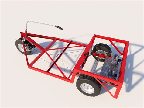 golf cart building plans