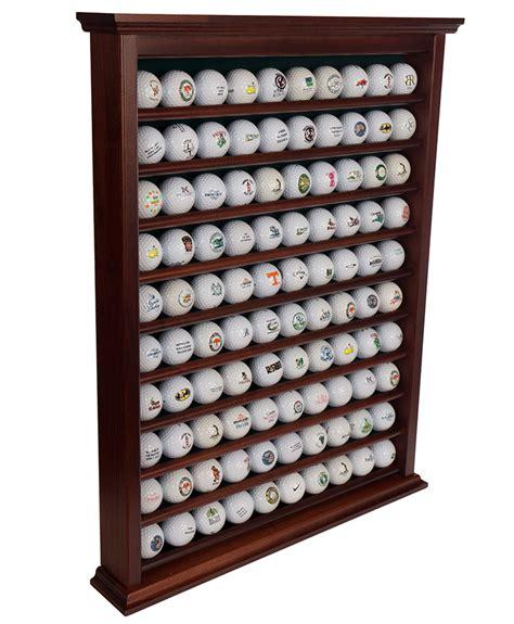Golf ball display rack Image