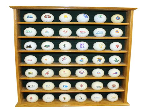 Golf ball shelf Image
