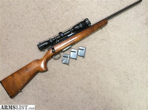 Good 223 Bolt Action Rifle