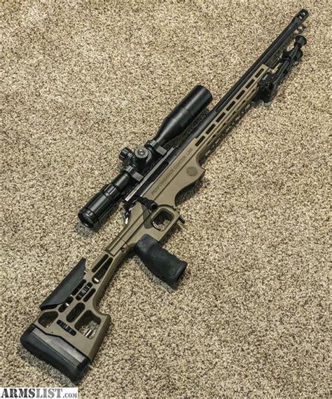 Good 308 Long Range Rifle