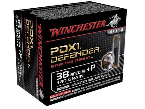 Good 38 Special Self Defense Ammo