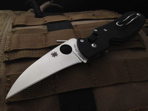 Good Size For Self Defense Fixed Blade Knife