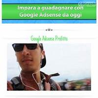 Coupon for google adsense profitto
