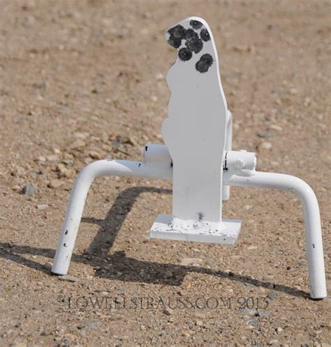 Gopher Target - The Fun Never Ends AR500 Target Steel