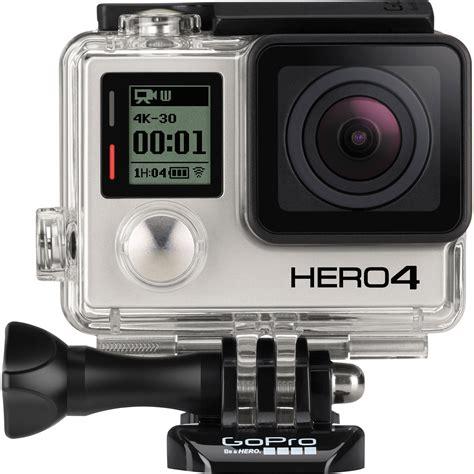 GoPro HERO 4 Black CHDHX-401 HERO4 At B H Photo